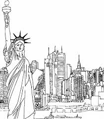 x epic new york city coloring pages for your with new