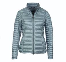 Barbour Ladies Clyde Short Baffle Quilted Jacket Eucalyptus ... & Barbour Ladies Clyde Short Baffle Quilted Jacket Eucalyptus Adamdwight.com