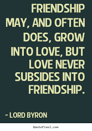 Love Friendship Quotes Extraordinary LOVE AND FRIENDSHIP QUOTES Image Quotes At Hippoquotes Quotes