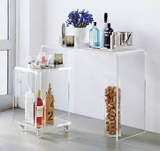 acrylic furniture australia. acrylic nesting tables furniture australia