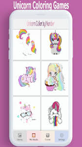 Unicorn is a new way of coloring by number. Unicorn Color By Number Pixel Art Coloring Game Apps Bei Google Play
