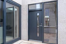 aluminium clad wood front doors marvin