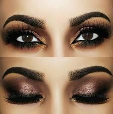 for brown eyes more gold and brown eye makeup dark eye makeup