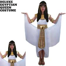 H M S Remaining. Deluxe Ladies Egyptian Queen Costume ...