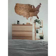 <b>Wooden</b> World Map | EnjoyTheWood