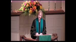 """October 29 2017 """"God's Grace and Our Service"""" Rev. Dr. Anita ..."""