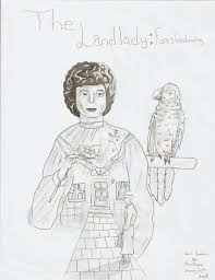 the landlady essay coverpage by hatefuljakro on the landlady essay coverpage by hatefuljakro