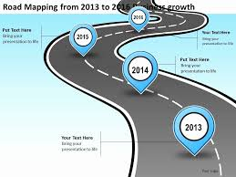 Road Map Powerpoint Template Free Fresh Best S Of Free Powerpoint