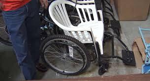 lawn chair wheelchairs