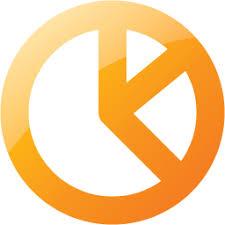 Web 2 Orange Pie Chart 3 Icon Free Web 2 Orange Chart