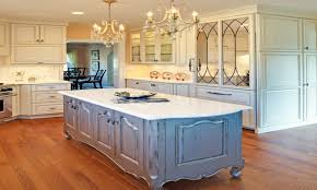 White French Country Kitchen Blue And White Country Kitchens Pictures To Pin On Pinterest