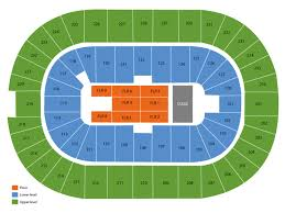 Seating Chart First Ontario Centre First Ontario Centre Seating Chart And Tickets