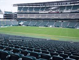 Eagles Seating Chart Lincoln Financial Field Lincoln Financial Field Section 102 Seat Views Seatgeek
