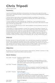 resume writing blog
