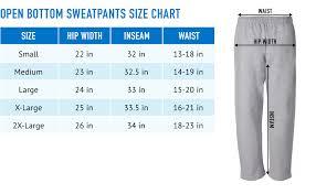 Amazon Com Ncaa Primary Logo Team Color Sweatpants