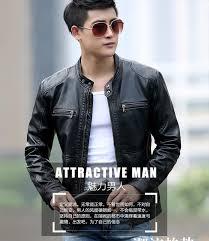 leather jacket men male casual motorcycle leather jacket mens fashion veste en cuir genuine jackets design
