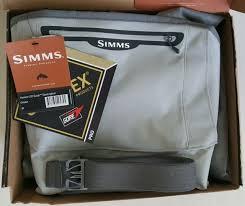 Simms Womens G3 Guide Stockingfoot Waders Medium