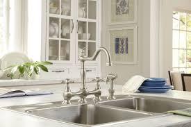 Polished Nickel Kitchen Faucet Polished Nickel Kitchen Faucets All About Kitchen Photo Ideas