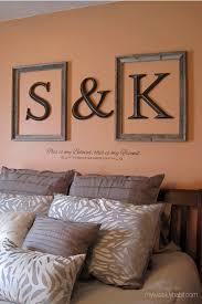 Metal Letters For Wall Decor  RoselawnlutheranLetter S Home Decor