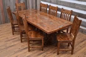 handmade dining room table handmade dining room table