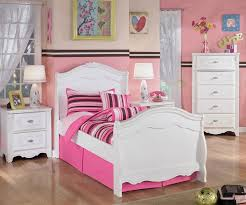 Impressive Girl Twin Bed Furniture Girls Bedroom Sets For Kids Teens 5  Within Kids Twin Bed Furniture Attractive