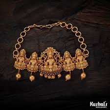 Simple Armlet Designs Bajuband Vanki Designs Jewellery Fashion Jewelry Gold
