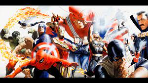 Best 56+ Comic Book Wallpapers HD on ...