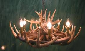 deer antler chandelier home depot used for kitchen astounding whitetail ch