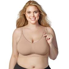 Bravado Body Silk Seamless Nursing Bra Large Extra Large