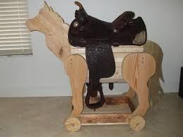 custom wooden horse saddle rack before finish custom wooden horse saddle rack before finish