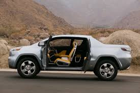Toyota A-BAT: Concept Hybrid Pickup Truck Set For Detroit Show Debut ...