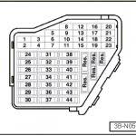 fuse box diagram 1997 vw jetta vr6 fuse box diagram engine get mk3 golf fuse box location at Vr6 Fuse Box Diagram