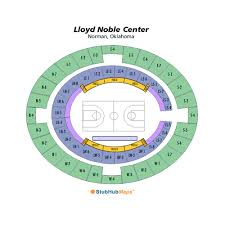 University Of Oklahoma Lloyd Noble Center Events And