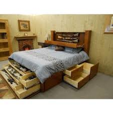 Catchy King Size Storage Headboard Best Ideas About King Size