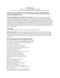 Resume Objective Examples Technician Avionics Technician