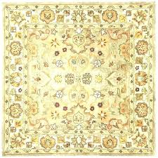 square area rugs 6x6 6 square rug square area rugs rug light green beige heritage wool