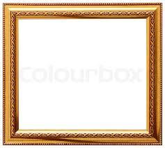 frame design. Beautiful Design Golden Spiral Flower Frame Wood Frame Simple Design Stock Photo And Frame Design