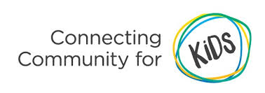 Image result for connecting community for kids logo
