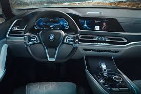 2018 bmw concept. wonderful concept 2018 bmw x7 concept steering with