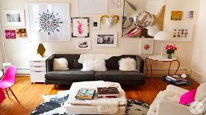 Tiny To Trendy A Style Addict's Guide To Apartment Decor Rent Mesmerizing Apartment Decorating Design