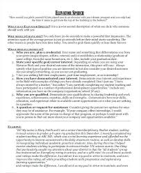 pitch document template perfect your elevator pitch builder with examples 30 second speech