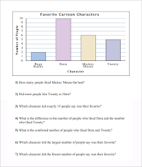 16 Sample Bar Graph Worksheet Templates | Free PDF Documents ...