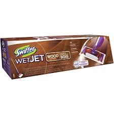 swiffer wet jet for hardwood floors is is safe