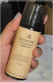 review revlon photoready airbrush mousse makeup