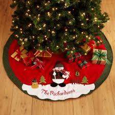 Personalized Snow Cap Christmas Tree Skirt  WalmartcomChristmas Tree Skirt Clearance