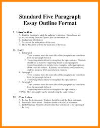 7 Paragraph Essay Outline 5 Paragraph Essay Outline Mla Format Mistyhamel