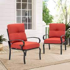 solaura patio chairs metal dining