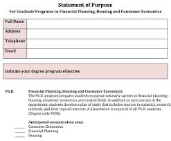 statement of purpose guidelines how to apply graduate   the template