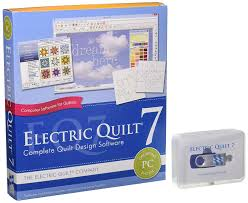 Amazon.com: Electric Quilt 7: Arts, Crafts & Sewing &  Adamdwight.com