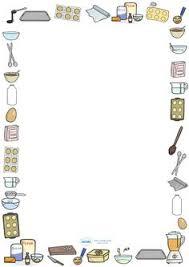 chef border clip art. Delighful Border Baked Clipart Border 39546555 On Chef Border Clip Art A